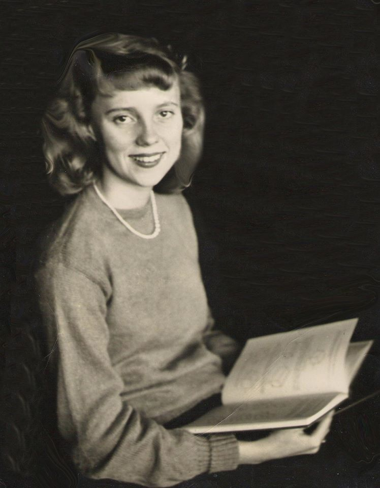 Gloria Siebert 1948