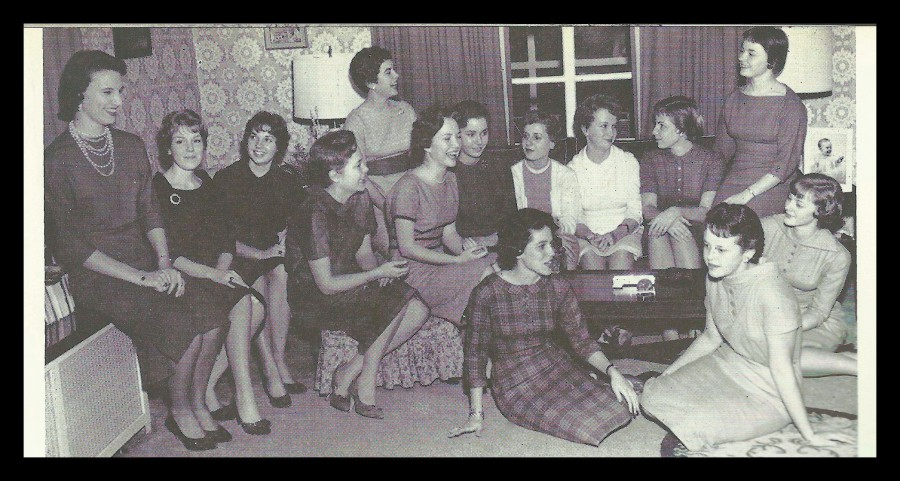 Girls Group 1960